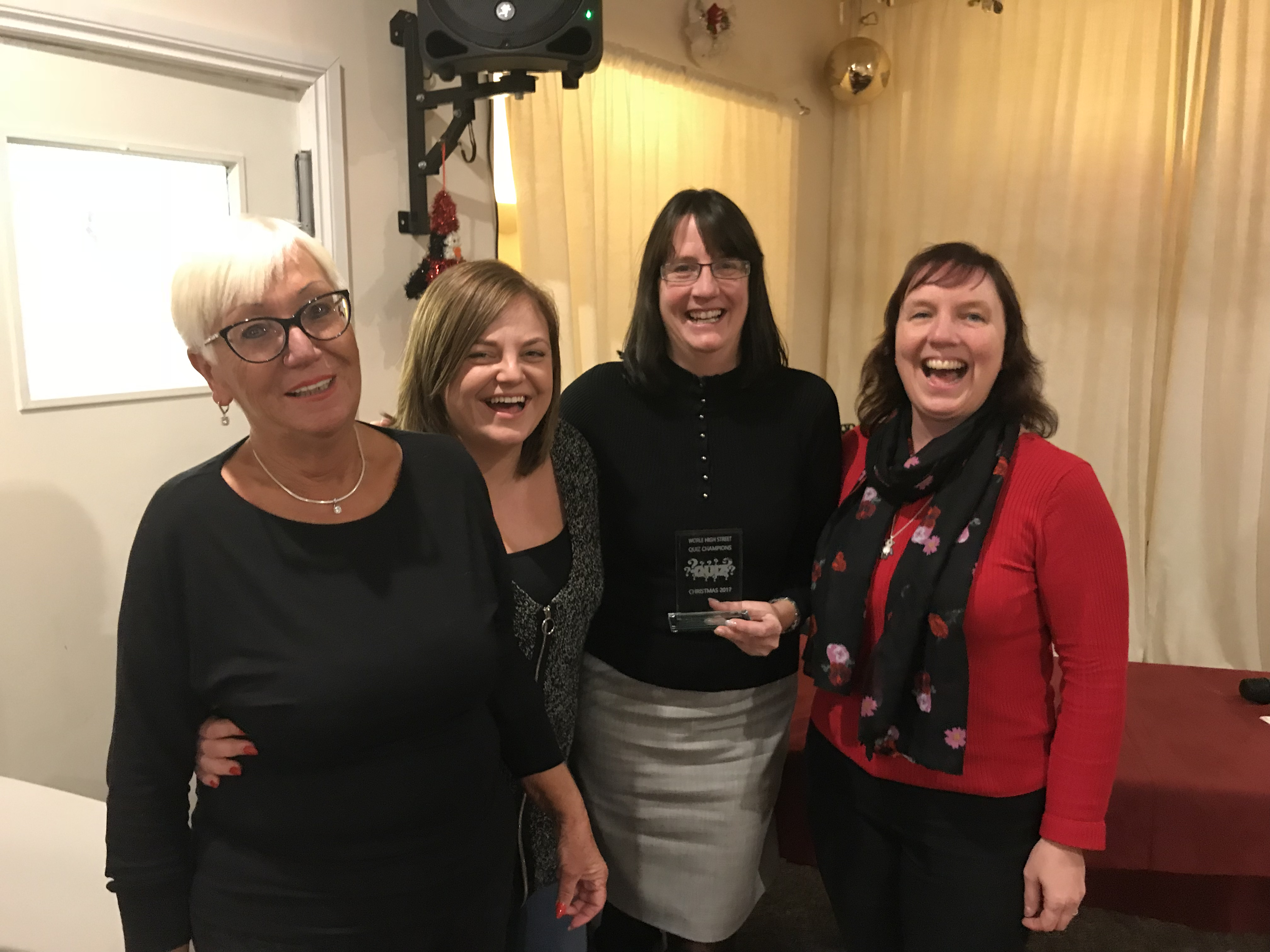 Cooke & Co Success in Christmas Charity Quiz